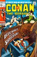 Conan the Barbarian (1970 Marvel) 6