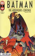 Batman The Adventures Continue Season II (2021 DC) 1A
