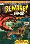 Beware (1973 Marvel) 8