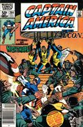 Captain America (1968 1st Series) 264