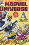 Official Handbook of the Marvel Universe (1983-1984 Marvel) 1