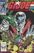GI Joe (1982 Marvel) 22