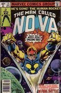 Nova (1976 1st Series) 25