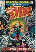 Thor (1962-1996 1st Series) Annual 4