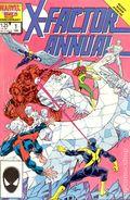 X-Factor (1986 1st Series) Annual 1