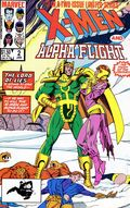 X-Men Alpha Flight (1985 1st Series) 2