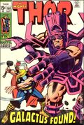 Thor (1962-1996 1st Series Journey Into Mystery) 168