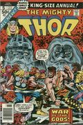 Thor (1962-1996 1st Series) Annual 5