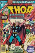 Thor (1962-1996 1st Series) Annual 6