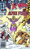 X-Men Alpha Flight (1985 1st Series) 1