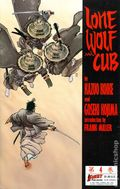 Lone Wolf and Cub (1987 First) 4