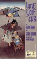 Lone Wolf and Cub (1987 First) 7