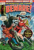 Beware (1973 Marvel) 4