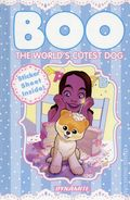 Boo The World's Cutest Dog HC (2017 Dynamite) 1-1ST