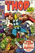 Thor (1962-1996 1st Series Journey Into Mystery) 177