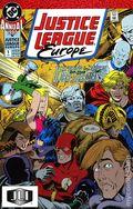 Justice League Europe (1990) Annual 1