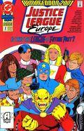 Justice League Europe (1990) Annual 2