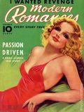 Modern Romances (1930-1997 Dell Publishing) Magazine Vol. 14 #6