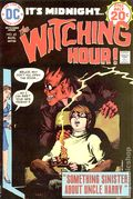 Witching Hour (1969 DC) 45