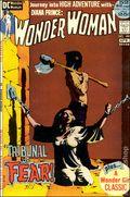 Wonder Woman (1942 1st Series DC) 199