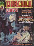 Dracula Lives (1973 Magazine) 5