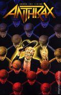 Anthrax Among The Living TPB (2021 Z2 Comics) 1-1ST