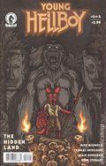 Young Hellboy the Hidden Land (2021 Dark Horse) 4B
