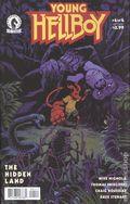 Young Hellboy the Hidden Land (2021 Dark Horse) 4A