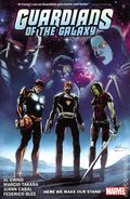Guardians of the Galaxy TPB (2020- Marvel ) By Al Ewing 2-1ST