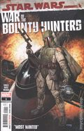 Star Wars War of the Bounty Hunters (2021 Marvel) 1A