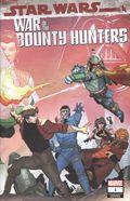 Star Wars War of the Bounty Hunters (2021 Marvel) 1B