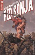 Invincible Red Sonja (2021 Dynamite) 2B