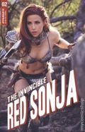 Invincible Red Sonja (2021 Dynamite) 2E