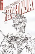 Invincible Red Sonja (2021 Dynamite) 2I