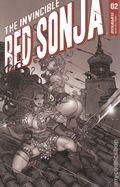 Invincible Red Sonja (2021 Dynamite) 2O