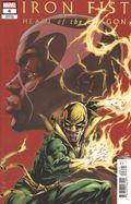 Iron Fist Heart of the Dragon (2021 Marvel) 6B