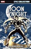 Moon Knight Bad Moon Rising TPB (2021 Marvel) Epic Collection 2nd Edition 1-1ST