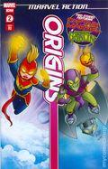 Marvel Action Origins (2020 IDW) 2RI