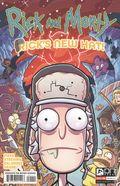 Rick and Morty Rick's New Hat (2021 Oni Press) 1A