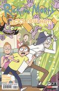 Rick and Morty Rick's New Hat (2021 Oni Press) 1B