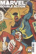 Heroes Reborn Marvel Double Action (2021 Marvel) 1B