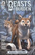 Beasts of Burden Occupied Territory (2021 Dark Horse) 3A