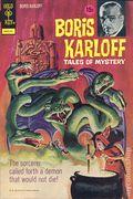 Boris Karloff Tales of Mystery (1963 Gold Key) 45