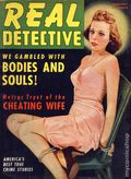 Real Detective (1931-1957 Sensation) True Crime Magazine Vol. M #7