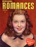 Personal Romances (1937-1976 Ideal Publishing) Feb 1947