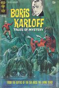 Boris Karloff Tales of Mystery (1963 Gold Key) 32