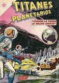 Titanes Planetarios (Mexican 1953-1980 Editorial Novaro) 170