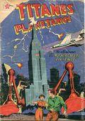 Titanes Planetarios (Mexican 1953-1980 Editorial Novaro) 63