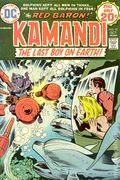 Kamandi (1972) 22
