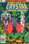 Saga of Crystar (1983 Marvel) 3